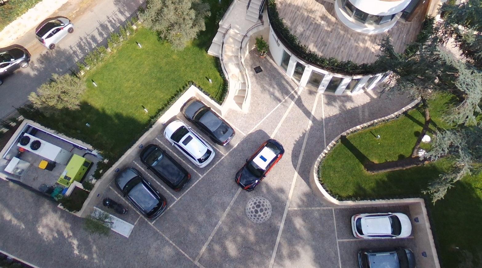 ITK Group – Riprese con Drone – Novembre 2017