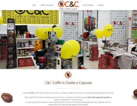 C&C – Sito Web – Maggio 2019